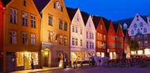 Bergen –  gateway to the Fjords of Norway